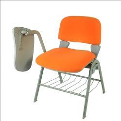 本だなの訪問者の聴衆の調査のオフィスの会議のプラスチックトレーニングの椅子の簡単なコンピュータの家具が付いているTopsellの弓