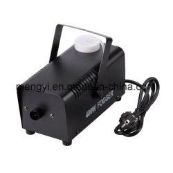 소형 야간 결혼 클럽 원격 제어 단계 연기 장비 400W LED 안개 기계