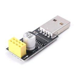لوحة تطوير وحدة WiFi اللاسلكية التسلسلية USB إلى Esp8266 وحدة WiFi