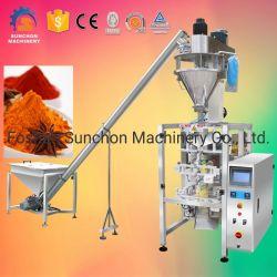 Verpakkende Machines voor Detergent Poeder van de Koffie van de Melk, Vier met de Vuller van de Avegaar