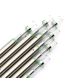 Anyvapeの新しい進水させたペン様式の自我の再充電可能なCbdのパフ棒VapeのペンEのタバコ