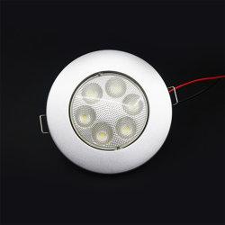 Exterior impermeable electrónica& Indoor 12/24V DC el ahorro de energía en el techo de Toldo corredizo RV de la barra de luz LED Bombilla de luz automática para el coche Marine