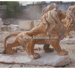 La sculpture en marbre art pour la décoration de jardin/Home/décoration murale