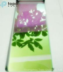 2mm-12mm buntes Farbe-Änderndes magisches dichroikes Glasblatt (R-C)