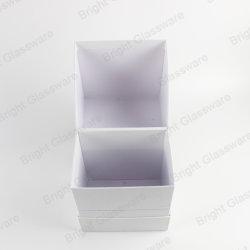 Kundenspezifischer handgemachter Geschenk-Verpackungs-Luxuxkasten für Juwel