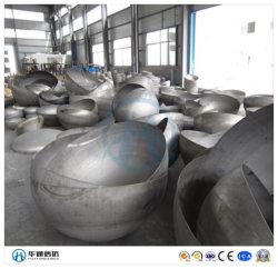 Bouchon de raccord de tuyauterie en acier au carbone