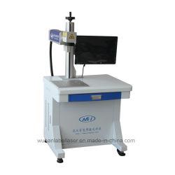 20W fibra/CO2/UV máquina de gravação a laser máquina de marcação a laser da impressora a laser para metal/plástico