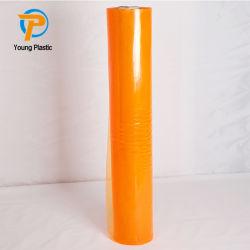 Protection de surface PVC Film de protection de gaufrage, Matt Film PVC