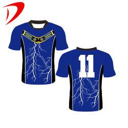 2120 럭비 리그 저지 승화 저가 공장 맞춤 디자인 디지털 인쇄 승화 Super Rugby Jersey Rugby 유니폼 셔츠