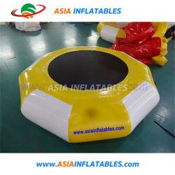 Custom 2.5m Kids Fun de l'eau gonflable Trampoline gonflable videur de l'eau