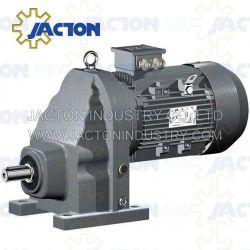 Rx157 Rxf157 Redução Única Velocidade Redutor de Velocidades Rx de dentado helicoidal Gearmotor eléctrico 11kw 15kw 18,5kw 22kw 30kw 37kw 45kw 55kw 75kw 90kw 110kw 132 kw