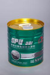 Один из компонентов полиуретановой гидроизоляции покрытие