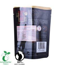 中国からのジップロック式のCompostable Ecoの友好的なパッケージの卸売