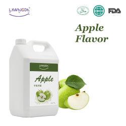 Lawangda высокого качества фруктов вкус оптовых цен до высокой температуры сопротивление долговечные зеленого яблока аромат аромат
