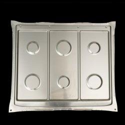 Metall, welches die Form stempelt Hilfsmittel für Gas-Kocher-Gas-Reichweite stempelt