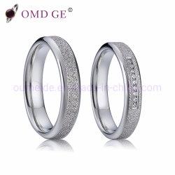 Geheugen Aniversary 925 Echte Zilveren Ringen met Stenen