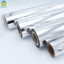 Vakuum Aluminium Folie metallisierte Pet CPP BOPP Kunststoff-Folie für Verpackungsdruck