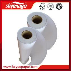 Séchage rapide 120gsm Sublimation de gros de papier pour l'impression textile