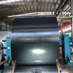 Correia transportadora de borracha de alta qualidade EP/NN 100/150/200/300/350/500 correia transportadora Para a indústria de mineração