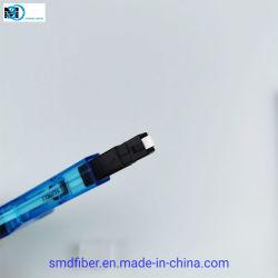 電気通信ネットワークおよびLAN MPO/MTP光ファイバコネクターの洗剤のペン