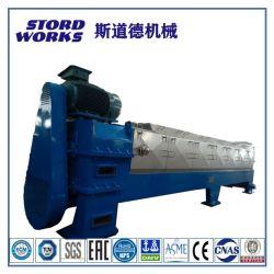 Schroefpers / Vismeal machine met PLC-bedieningspaneel