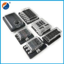 LED-heller Anzeiger-Schlag 4 6 8 10 12 Möglichkeits-Kreisläuf-Sicherung-Halter