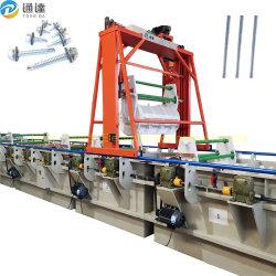 Junan Tongda Semiautomáticos chaparia do canhão da máquina para o zinco/níquel/de estanho/placas de cobre máquina de galvanoplastia Equipamento Galvanoplastia