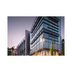 Heißes Verkaufs-Aluminiumprofil-Glaswand der China-Oberseite-10, neue Fenster-Wand des Entwurfs-2020