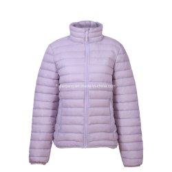 Supperwarm Down Jacket del rifornimento della fabbrica della signora con 90/10 di anatra giù che riempie