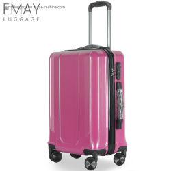 패션 여행 가방 세트 가벼운 스피너 가방 세트 휴대 TSA 잠금장치가 있는 수하물