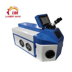 중국 YAG 골드 실버 귀금속 레이저 납땜 기계 귀금속 레이저 보석상을 위한 골드 납땜 스팟 용접 기계