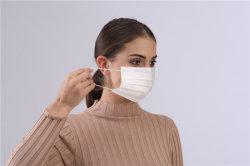 China de fábrica de la máscara de protección de la venta directa de color blanco de Mascarilla desechable de cumplir la norma japonesa de exportación