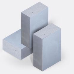 كتلة AAC خفيفة الوزن من الخرسانة المعزولة ذاتيًا ذات الهواء المنعرج باستخدام أستراليا قياسي