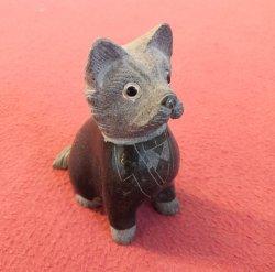 Todos os tipos de tamanho pequeno em granito de decoração para entalhar Estátua de Animais