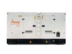 125kVA/100kw conjunto gerador diesel do gerador de Aplicações do Motor Diesel