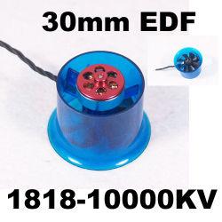 Edf Plus 1818-10000HL3008 Moteur Brushless kv 30mm Fed canalisés Système d'alimentation du ventilateur