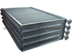 Permutador de calor ar dos gases de escape para o aquecimento de água de poupança de energia