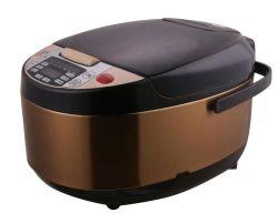 소형 Portable Smart Automatic 5L Non Stick Multifunction Stainless Steel Inner Pot Electric Rice Cooker