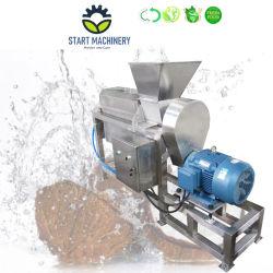 Aço inoxidável comercial de suco de Coco Máquina Eaxtractor
