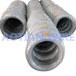 Chq Carbon SAE1010 Caoted lubrificada Saip Fosfato Preto Arame de aço anelada