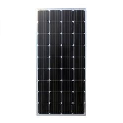 Pannello solare in silicio monocristallino con buona stabilità e alta fotoelettrica Efficienza di conversione