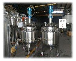 Grande depósito de mistura de Pressão do recipiente de mistura