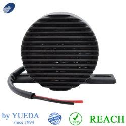 Coche de la voz humana de la bocina de retroceso de protección IP68 12~24 V marcha atrás de la carretilla para el coche de la sirena