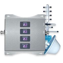 GSM de alta potencia Amplificador inalámbrico de refuerzo de fibra óptica de repetidores