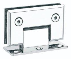 Abrazadera de vidrio ducha baño Abrazadera de montaje de pared de vidrio para bañera ducha bisagras