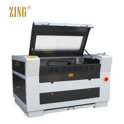 Corte a Laser Zing acrílico madeira 9060 1390 máquina de gravação a laser CNC Efr 60W 80W 100W 130W laser de CO2 Máquina de gravura de Corte