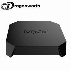 Google Play ストア Android TV Box Shenzhen China Android をインストールします TV Box Factory TV Box U2 + Mxq S905W 2G 16G アラビア語テレビボックス