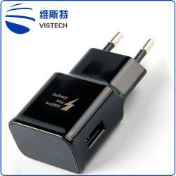 Rápida USB Plug carregador de telemóvel para o Android