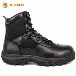 """Единообразные тактические ботинки обучение нейлоновые кожаные туфли лодыжек 6"""" прочного загружается"""