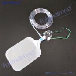 Forte concentration Non-Rebreathing masque à oxygène avec sac Reservior
